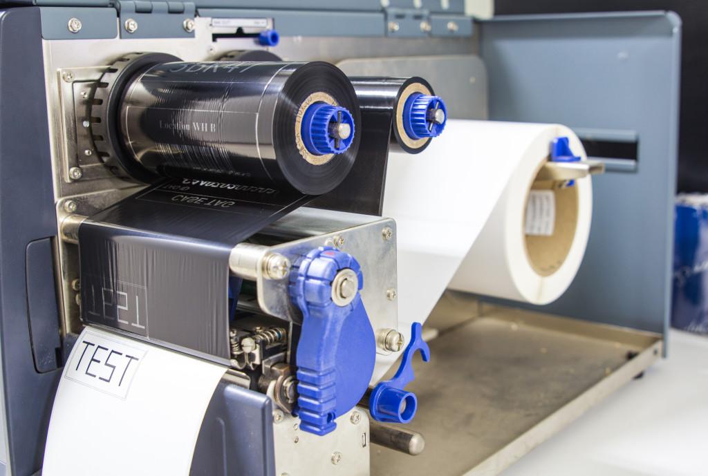 Termotransferová tiskárna