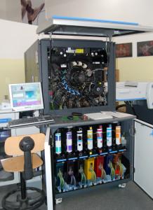 Digitální tiskárna